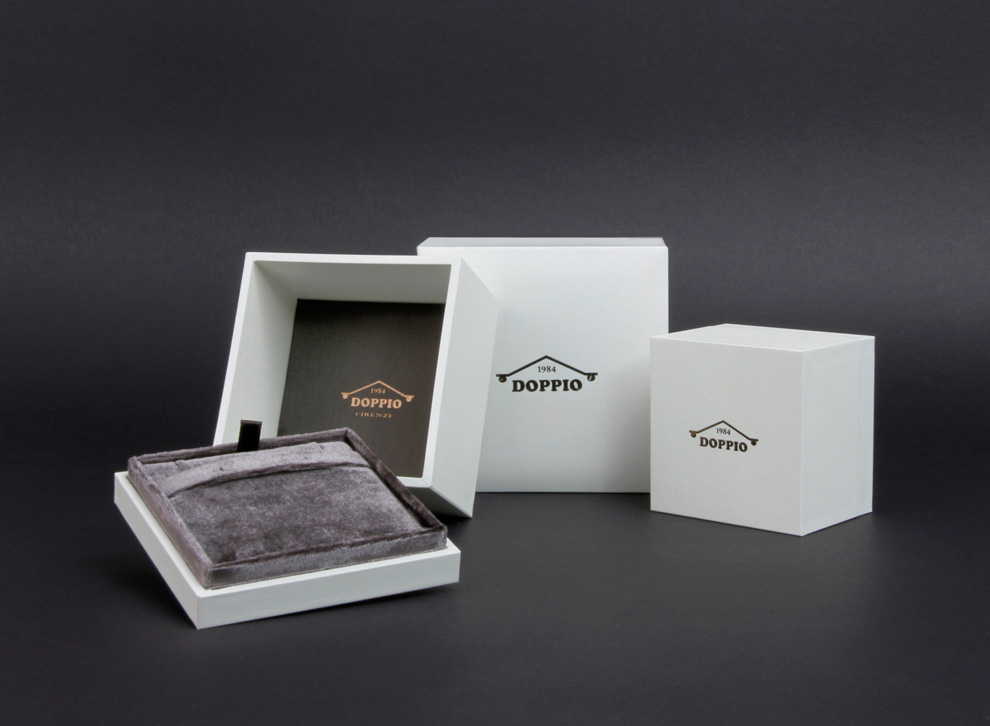 doppio packaging