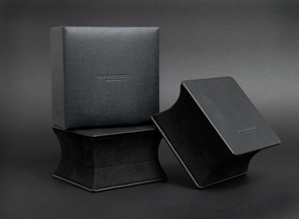 giovannetti packaging